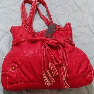 RED by MARC ECKO shoulder Bag, Purse, hobo bag NEW